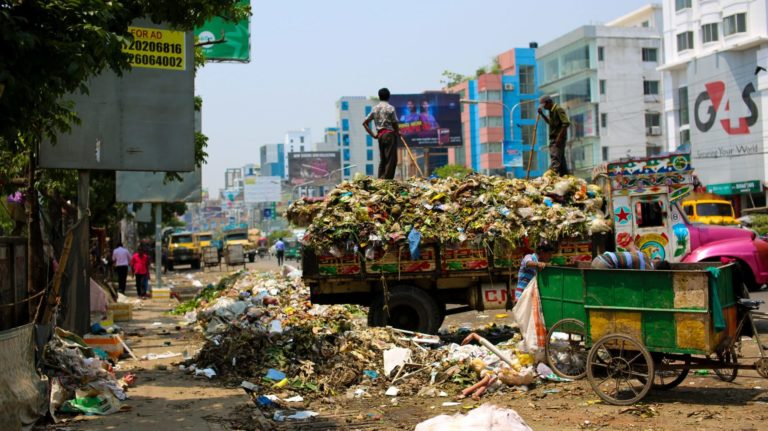 From zero (waste) to hero! Drowning into the story of waste crisis in India