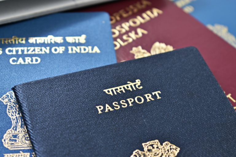 How to get an Indian passport for a minor abroad? example of UK VFS